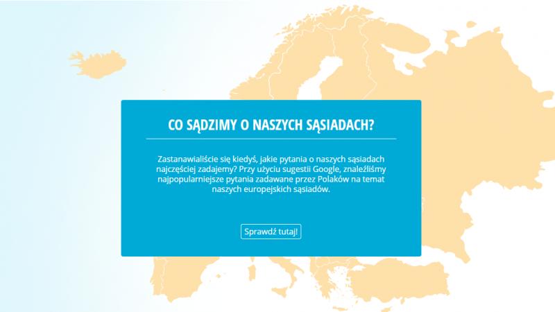 Co Polacy sądzą o naszych sąsiadach, źródło: https://www.shopalike.pl/co-sadzimy-o-naszych-sasiadach