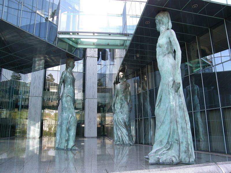 Gmach Sądu Najwyższego w Warszawie, źródło wikipedia