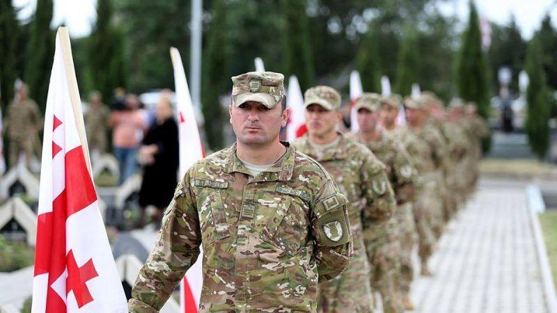 W wyniku rosyjskiej agresji na Gruzję dwa separatystyczne regiony Abchazja i Osetia Południowa ogłosiły niepodległość od Tbilisi. Źródło: Służba Bezpieczeństwa Gruzji