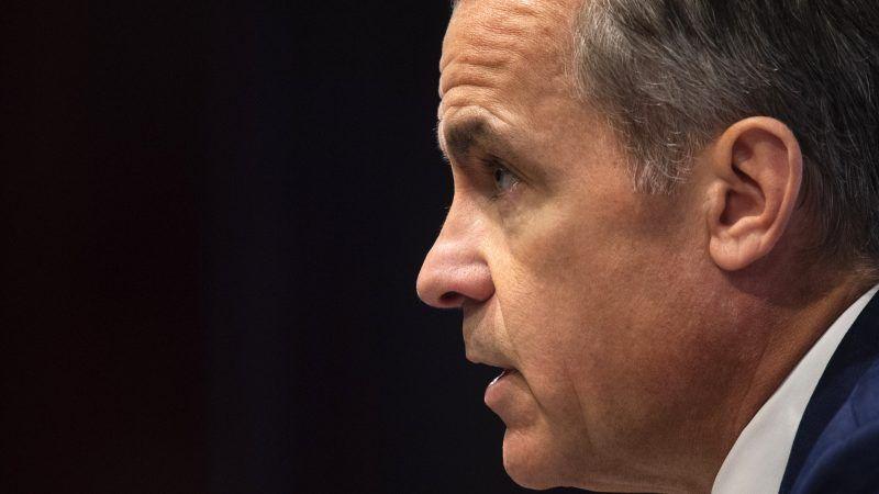 Mark Carney, prezes Banku Anglii