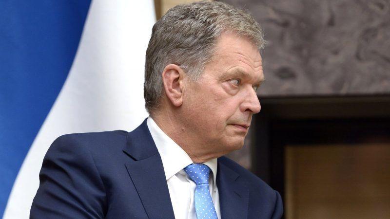Prezydent Finlandii Sauli Niinistö, źródło: Presidential Press and Information Office/Russia/www.kremlin.ru