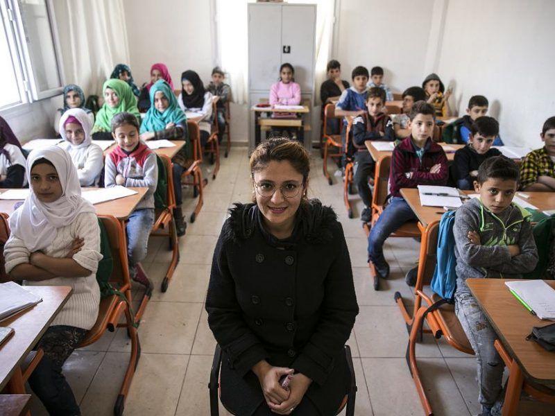 Ponad pół miliona młodych Syryjczyków pójdzie od września do tureckich szkół.