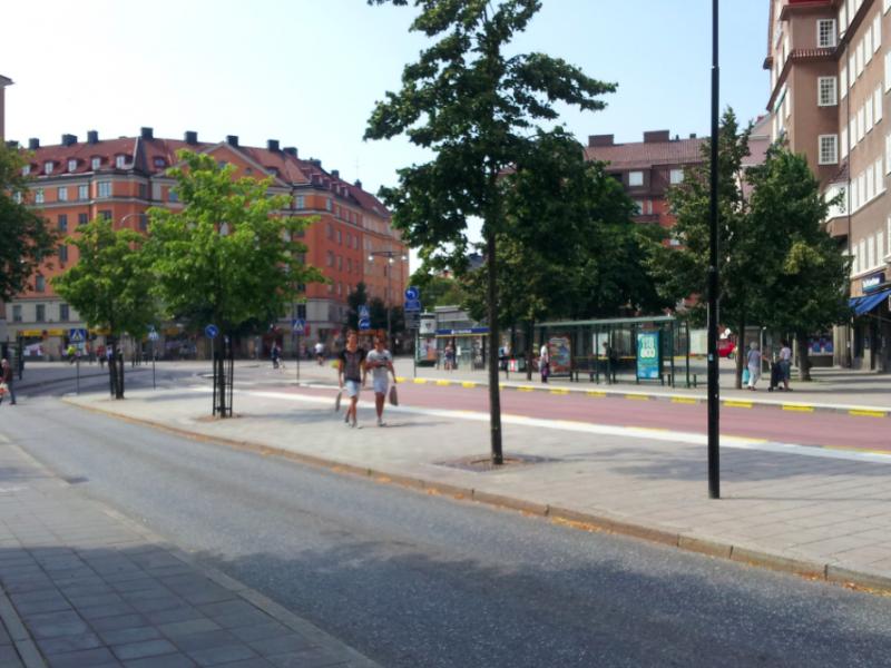 Dzielnica Vasatan w Sztokholmie, źródło: Wikipedia, fot. Gagarinone