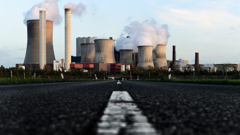 Niemieckie elektrownie węglowe są największym emitentem dwutlenku węgla w Europie.