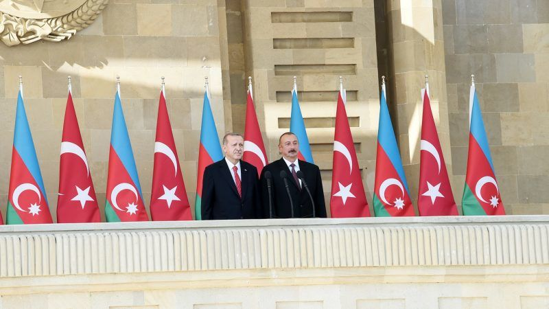 Wojna na słowa między Armenią i Azerbejdżanem trwa w najlepsze. Źródło: https://en.president.az/articles/29993