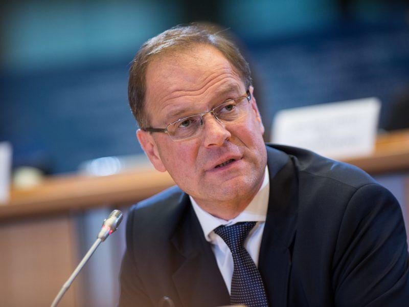 Komisarz Tibor Navracsics, źródło: © European Union 2014 - European Parliament