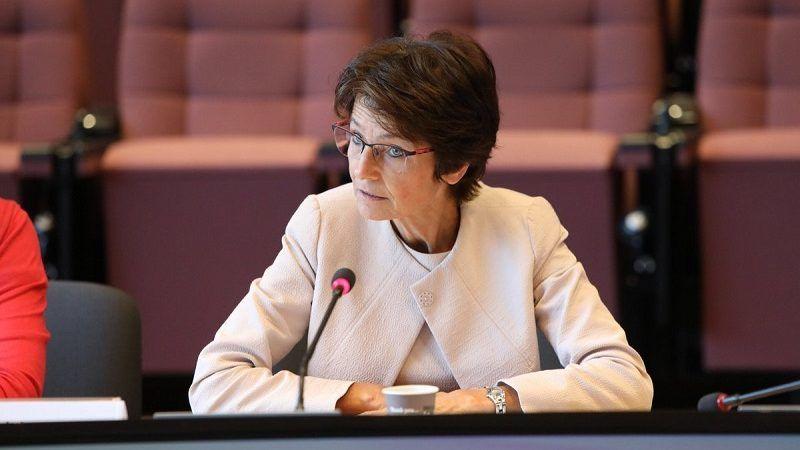 Komisarz UE ds. zatrudnienia i spraw społecznych Marianne Thyssen, źródło twitter