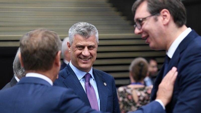 25 sierpnia prezydenci Serbii i Kosowa ogłosili propozycję korekty granic, która miałaby otworzyć drogę do historycznego porozumienia między dwoma krajami