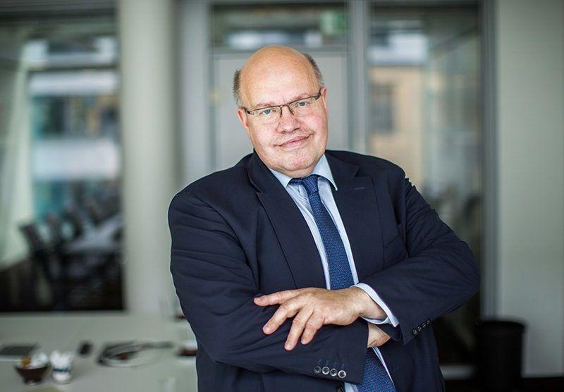 Peter Altmaier - niemiecki minister gospodarki i energii. Źródło: Ministerstwo Gospodarki i Energii Niemiec