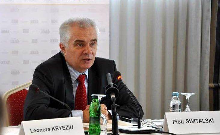 Ambasador UE w Armenii - Piotr Świtalski