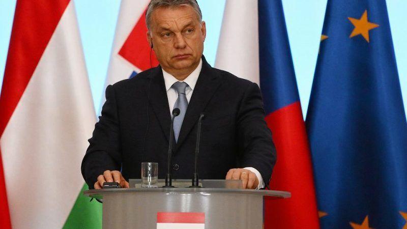 Premier Węgier Viktor Orban, źródło: Gazeta Wyborcza