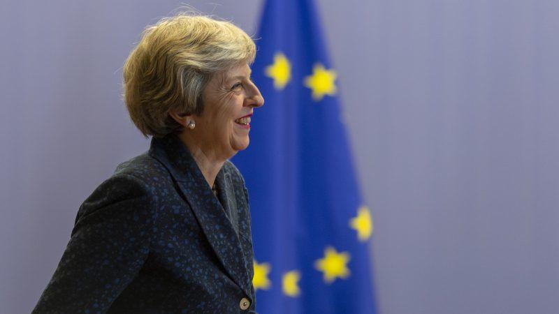 Premier Wielkiej Brytanii Theresa May, źródło: European Council
