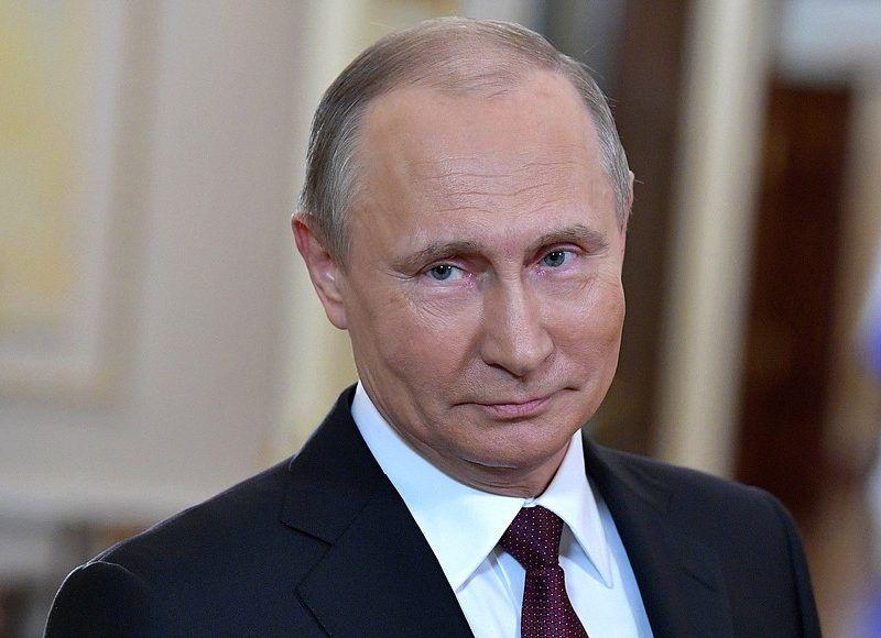 Prezydent Władimir Putin zabrał głos w sprawie reformy 29 sierpnia w orędziu telewizyjnym. Zmienił niektóre zapisy projektu reformy. Źródło:https://en.kremlin.ru/events/president/news/57018