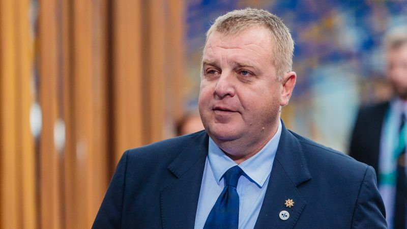 Wicepremier Bułgarii Krasimir Karakaczanow, źródło: Flickr/EU2017EE Estonian Presidency, fot. Arno Mikkor