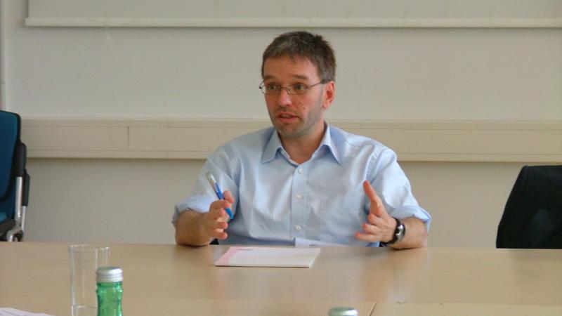 Minister spraw wewnętrznych Austrii Herbert Kickl, źródło: Flickr/Multimedia-Blog Brundespraesident.in