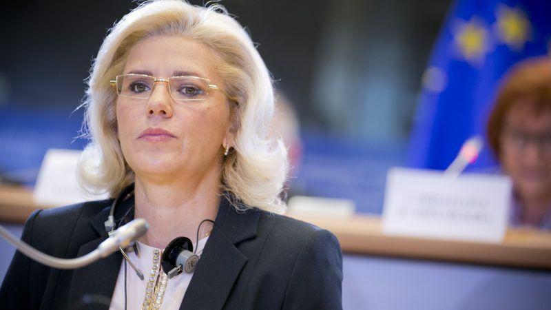 Komisarz Corina Creţu, źródło: Flickr/EPP Group
