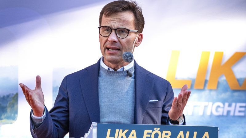 Ulf Kristersson, źródło: Flickr/News Ãresund, Malmö, Sweden, fot. Johan Wessman (CC BY 3.0)