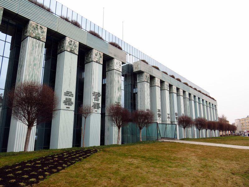 Gmach Sądu Najwyższego w Warszawie, źródło: Flickr, fot. David Berkowitz (www.marketersstudio.com/www.about.me/dberkowitz)