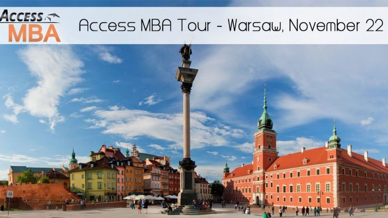 Access MBA Tour Warsaw