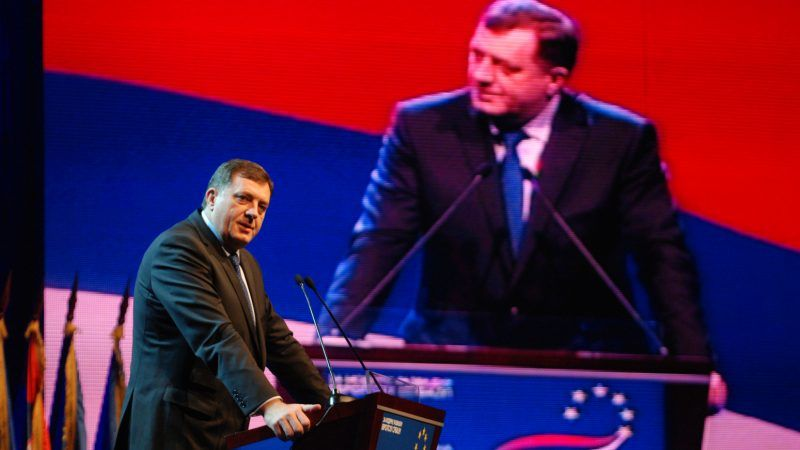 Milorad Dodik, źródło: Flickr/Demokratska Stranka DS