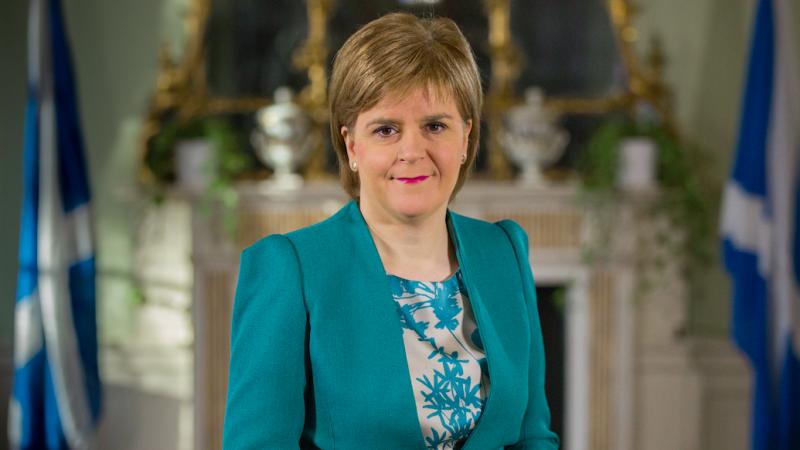 Szkocja, Nicola Sturgeon, Wielka Brytania, pandemia, Szkocka partia Narodowa