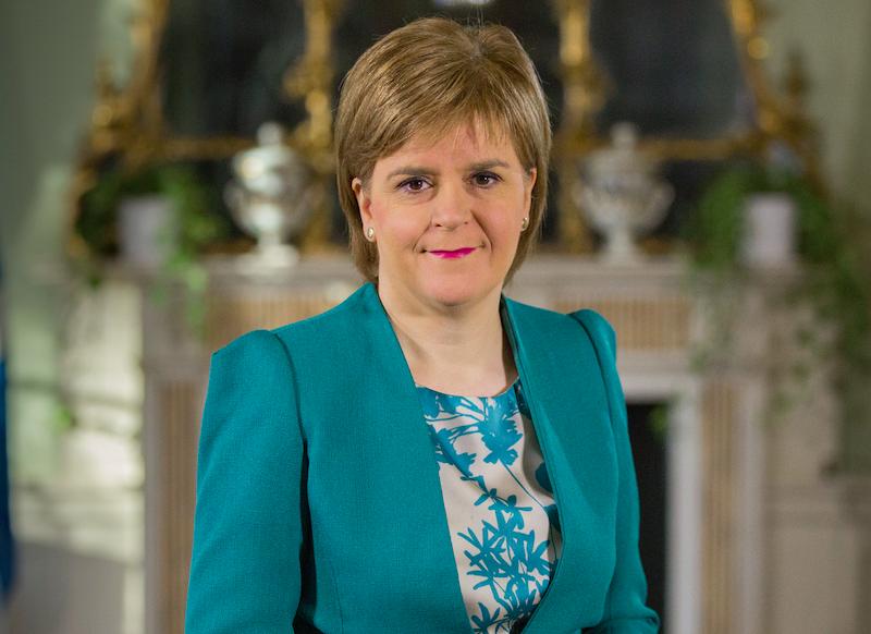 Nicola Sturgeon, źródło: Flickr/First Minister of Scotland
