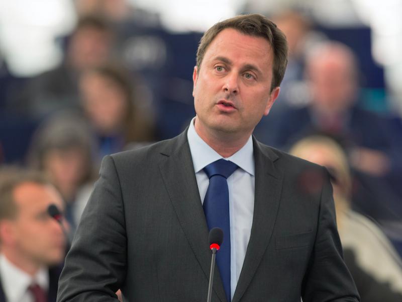 Premier Luksemburga Xavier Bettel, © European Union 2015 - European Parliament