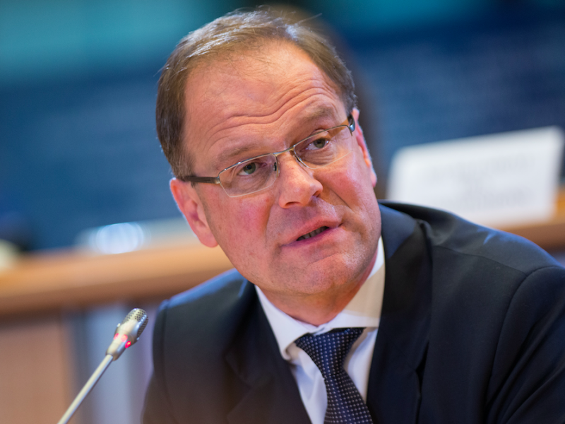Komisarz Tibor Navracsics, © European Union 2014 - European Parliament