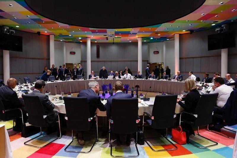 październikowy szczyt UE`18, źródło facebook.com/europeancouncil/president/photos