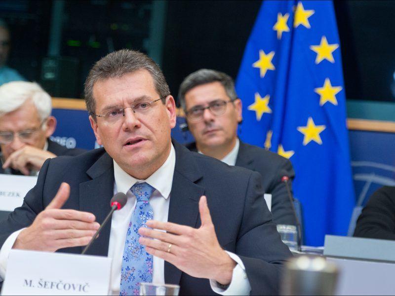 Maroš Šefčovič, źródło: Flickr/© European Union 2014 - European Parliament