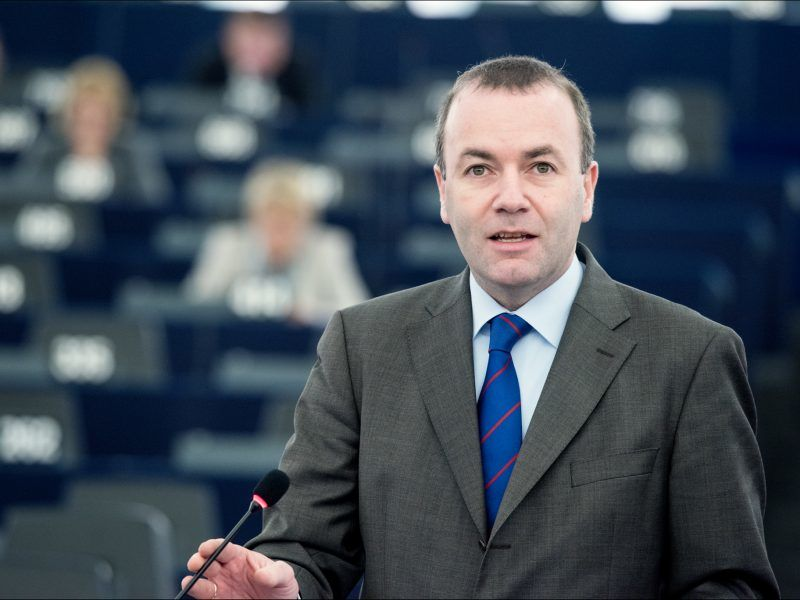 Manfred Weber, © European Union 2016 - European Parliament