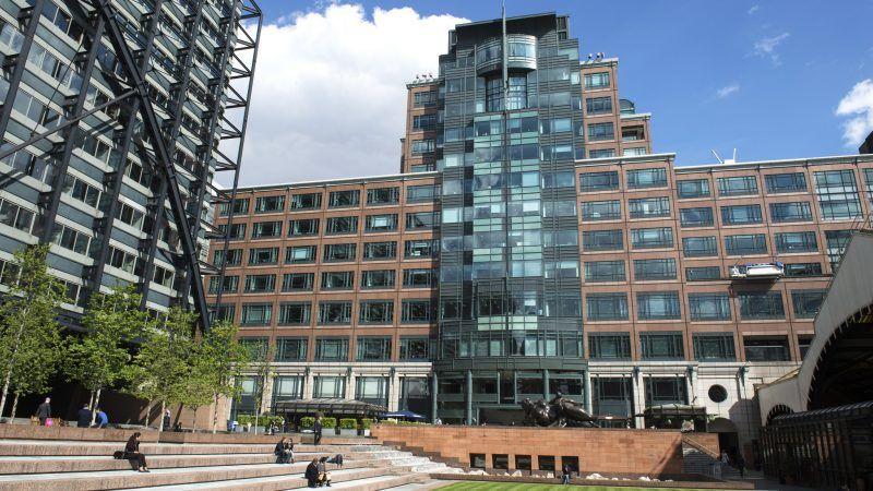Siedziba Europejskiego Banku Odbudowy i Rozwoju w Londynie, źródło: Flickr/European Bank for Reconstruction and Development