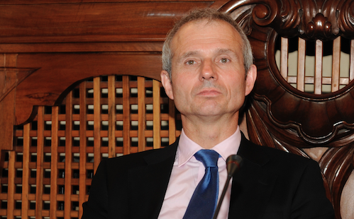 David Lidington, źródło: Flickr/ UK in Italy, fot. LUISS Guido Carli