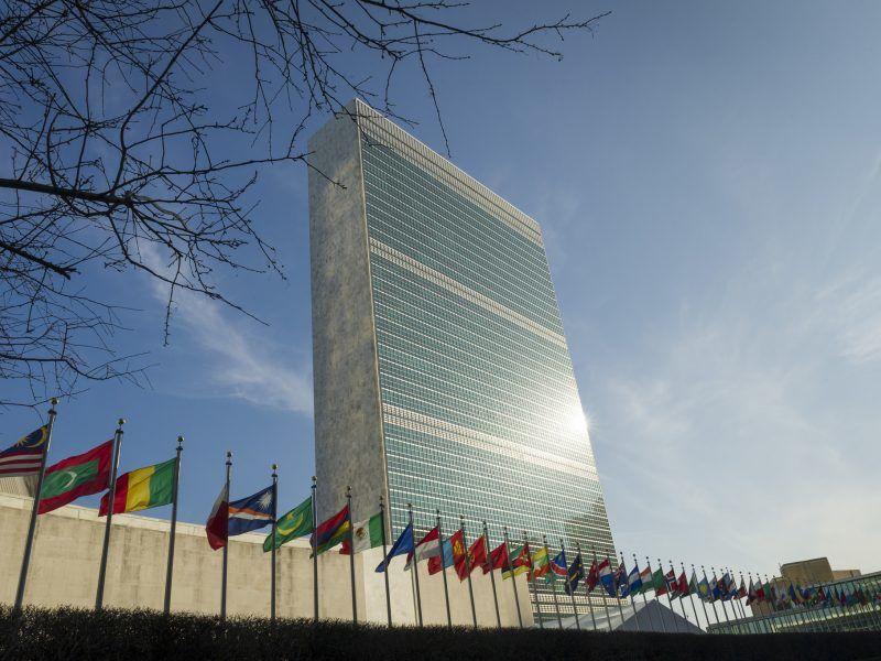 Sekretariat ONZ, źródło: Flickr/United Nations Photo
