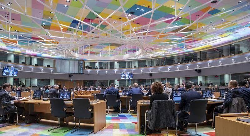 Bruksela. Rada UE ds. Ogólnych, źródło KE