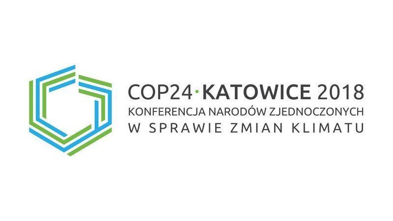 Logo konferencji COP 24 w Katowicach, źródło KPRP