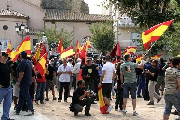 Manifestacja w Hiszpanii, źródło: Wikipedia, fot. Xavi Salbanyà