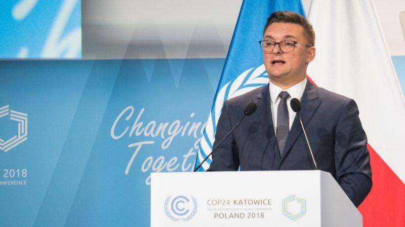 Prezydent Katowic Marcin Krupa, źródło: Flickr/UNclimatechange
