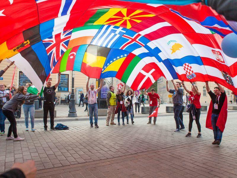 źródło: Flickr/Erasmus Student Network International