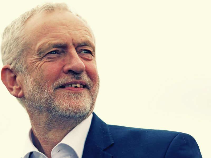 Lider Partii Pracy Jeremy Corbyn, źródło: Flickr, fot. Andy Miah