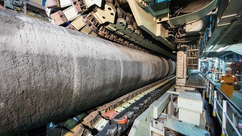 Budowa Nord Stream 2, źródło nord-stream 2