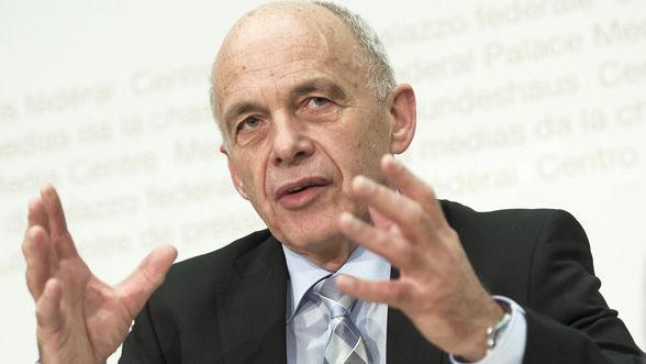 Prezydent Szwajcarii Ueli Maurer