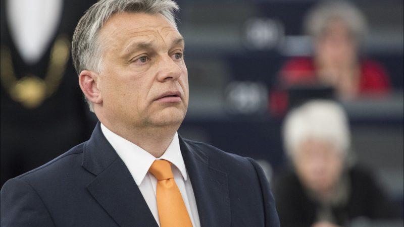 Viktor Orbán © European Union 2015 - European Parliament, fot. Pietro Naj-Oleari