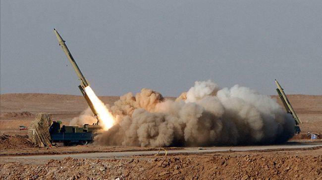 Irański test rakietowy, źródło: Flickr/Times Asi