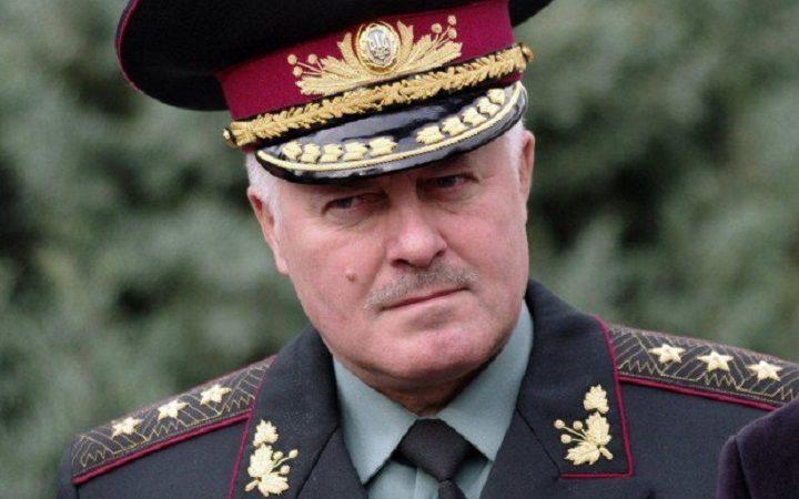 Generał Wołodymyr Zamana, źródło twitter unian