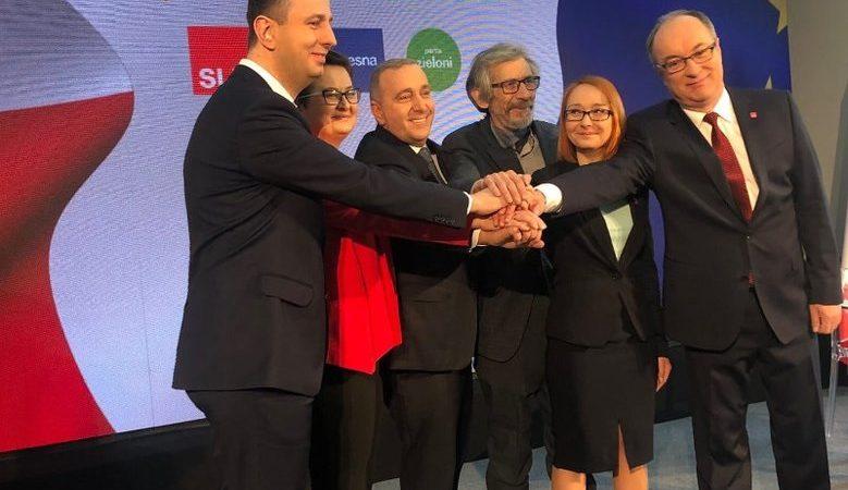 Koalicja Europejska, źródło twitter Michał Boni