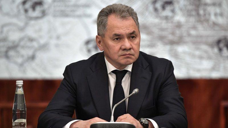 Minister obrony Rosji Siergiej Szojgu, źródło: www.kremlin.ru