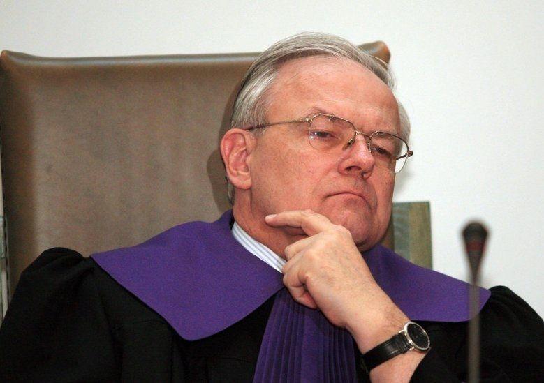 Sędzia Stanisław Zabłocki prezes Izby Karnej SN, źródło facebook, Jerzy Gumowski AG
