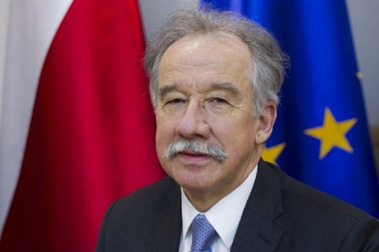 Szef PKW Wojciech Hermeliński, źródło PKW