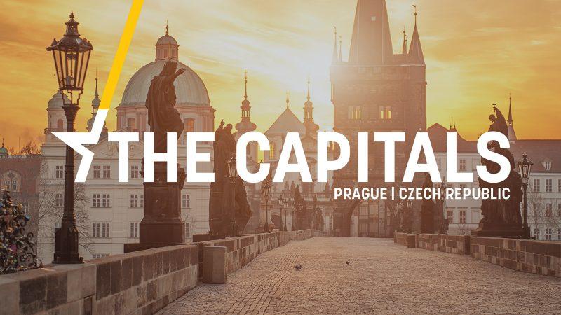 Praga | The Capitals